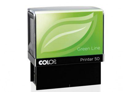 colop printer green line 50 zelfinktende stempel
