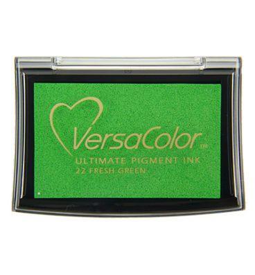Versacolor Fresh Green groen stempelkussen