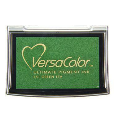Versacolor Green Tea groen stempelkussen