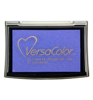 Versacolor Lavender paars blauw stempelkussen