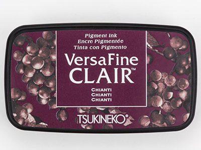 Versafine Clair Chianti stempelinkt paars