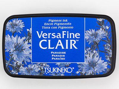 Versafine Clair Paradise stempelinkt blauw