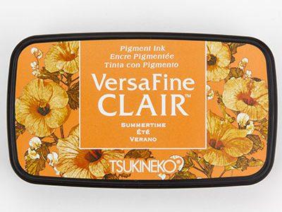 Versafine Clair Summertime stempelinkt oranje