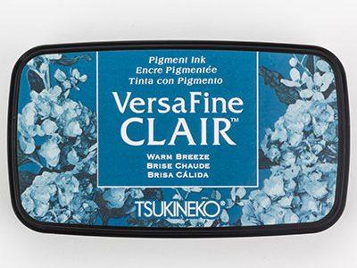 Versafine Clair Warm Breeze stempelinkt blauw