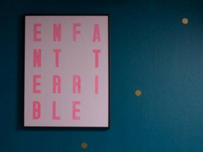 Poster op Peregrina Majestic Petal