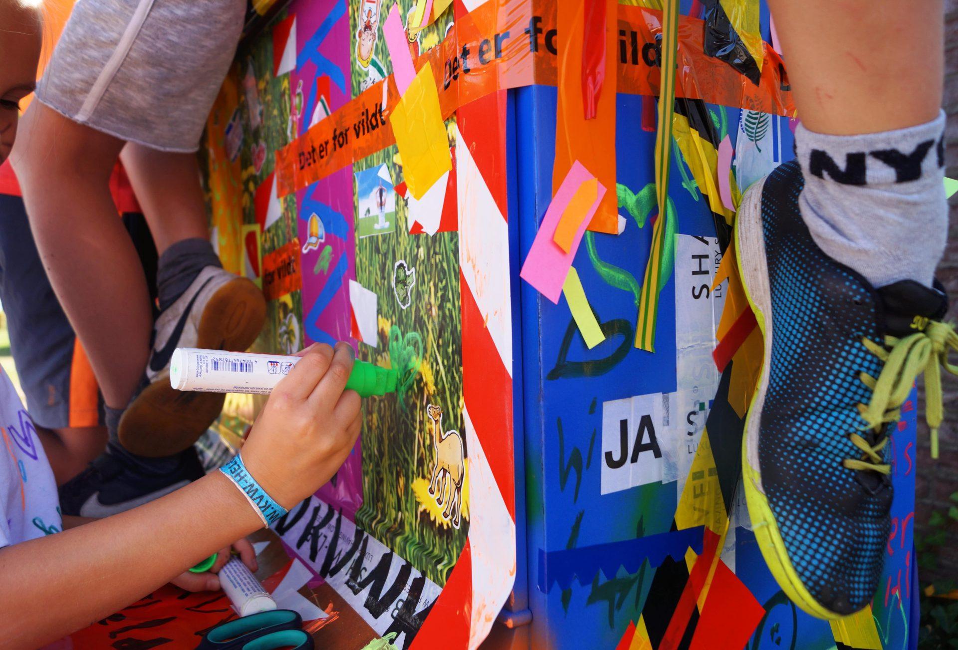 Tintenkillers bij KVW Helden