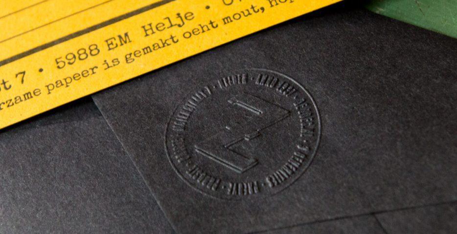 Preegstempel van logo de Zoes