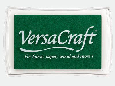 Versacraft Emerald stempelkussen