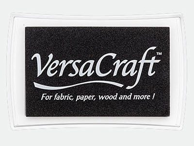 Versacraft Real Black stempelkussen