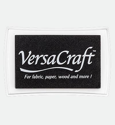 Versacraft Real Black stempelkussen