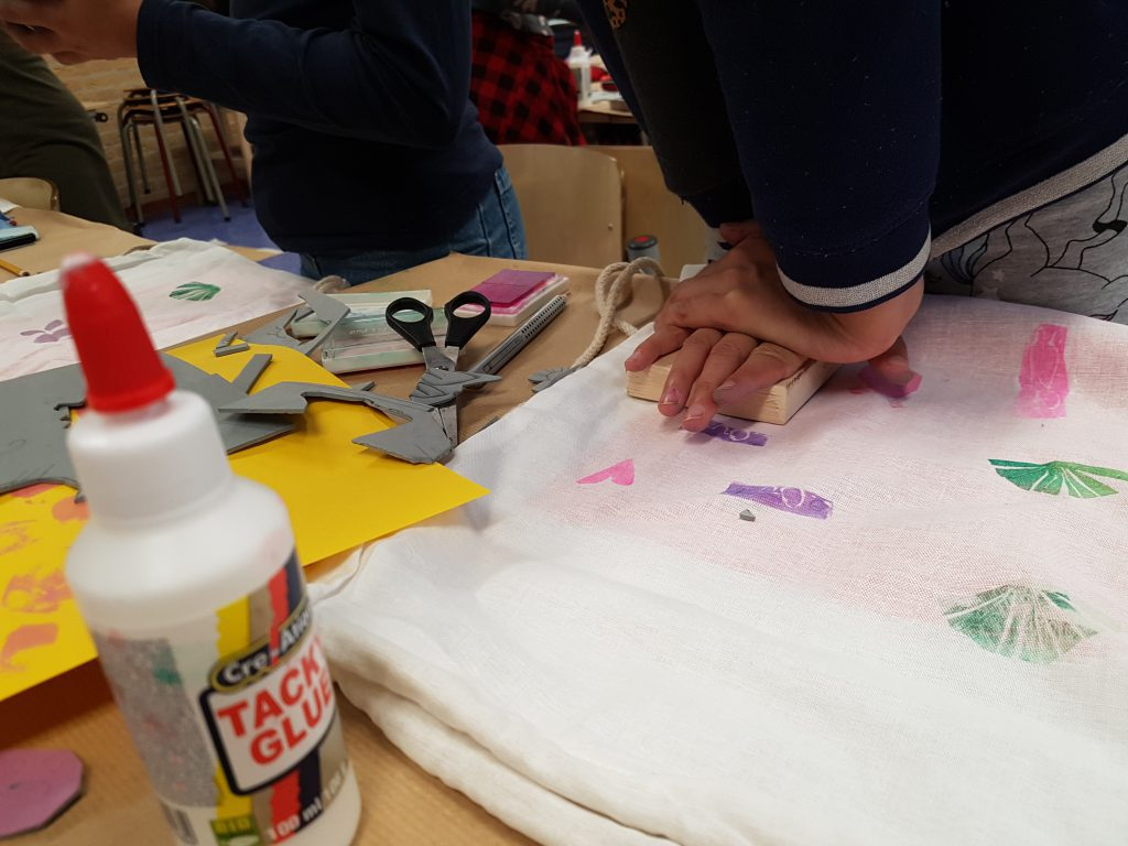 creatieve workshop basisschool