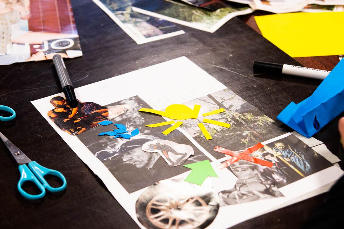 Tintenkillers workshop Taalbeeld werkzoekenden