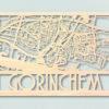 plattegrond hout Gorinchem