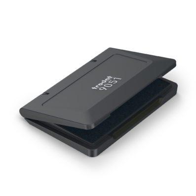 goedkoop inktkussen stempel zwart Trodat 9051