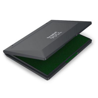 inkt stempel groot kussen groen Tordat 9054