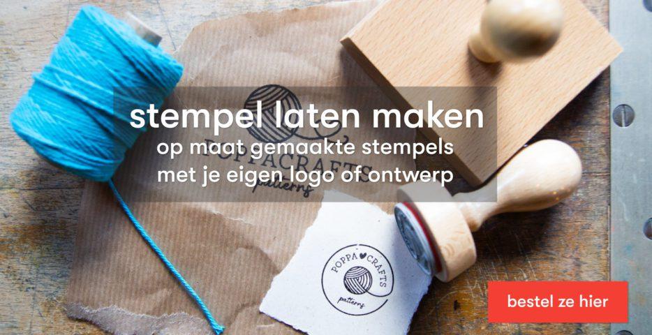 stempel van logo laten maken